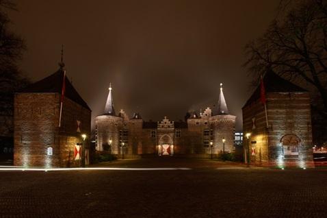 Verlichting kasteel Helmond | Carat-Helmond